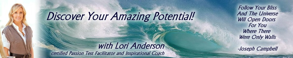Your Amazing Potential with Lori Anderson